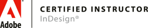 Adobe Certified Instructor InD Logo