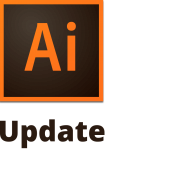 Illustrator Update Icon