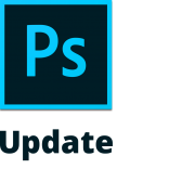 Photoshop Update Icon
