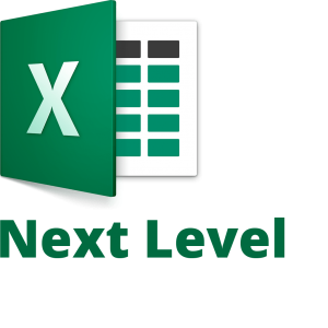 Excel Next Icon