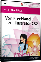 Von FreeHand zu Illustrator CS2 DVD