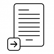 Briefingformular Icon
