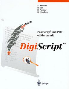 Fachbuch DigiScript