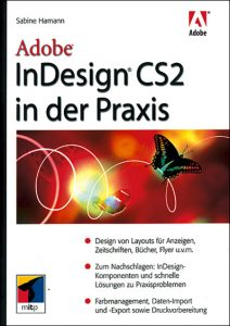 Fachbuch InDesign CS2 in der Praxis