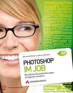 Fachbuch Photoshop im Job