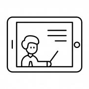 Online-Seminar Icon