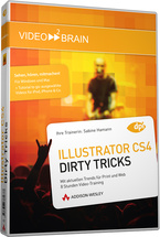 Illustrator Dirty Tricks CS4 DVD