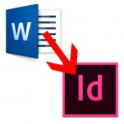 Icon Tutorial Word zu InDesign